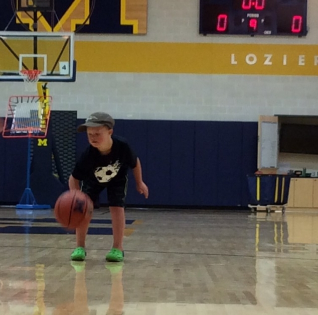 Basketball camp Wil
